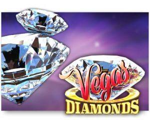 Vegas Diamonds slot review elk studios logo