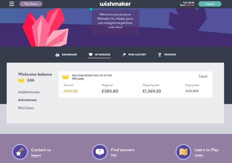 wishmaker-casino-review-dashboard-2