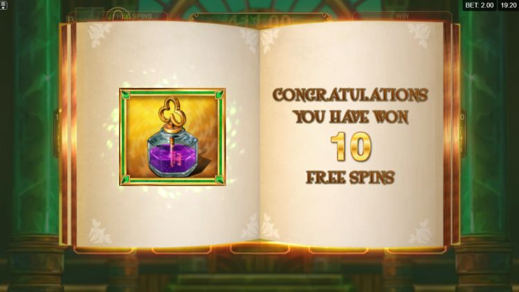Book of Oz slot review free spins