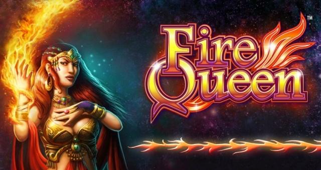 Fire Queen slot review Logo