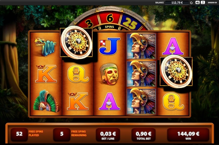 montezuma slot review wms bonus retrigger 2