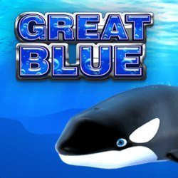 10-great-blue-high-variance slot-Playtech