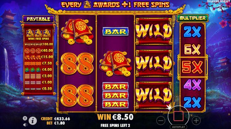 13 treasure-horse-slot-review-pragmatic-play-bonus-win