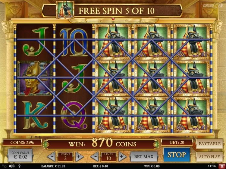 Book of dead Play n Go slot review bonus win