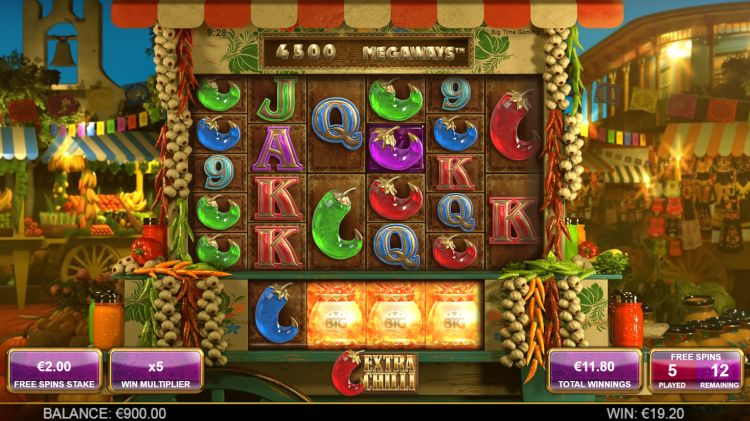 Extra Chilli slot review (2)