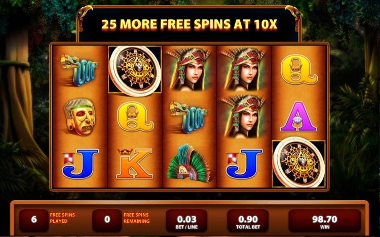 10 best WMS slots-montezuma-wms-bonus-retrigger