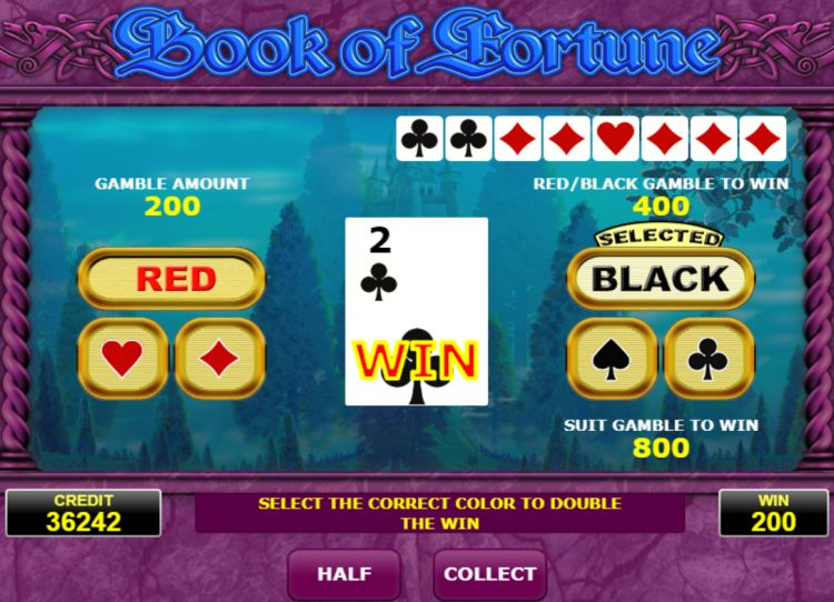 book-of-fortune-slot-review-amatic-gamble-feature