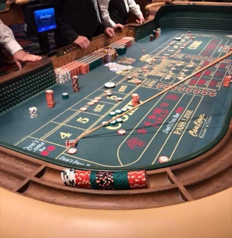 Best Vegas Craps