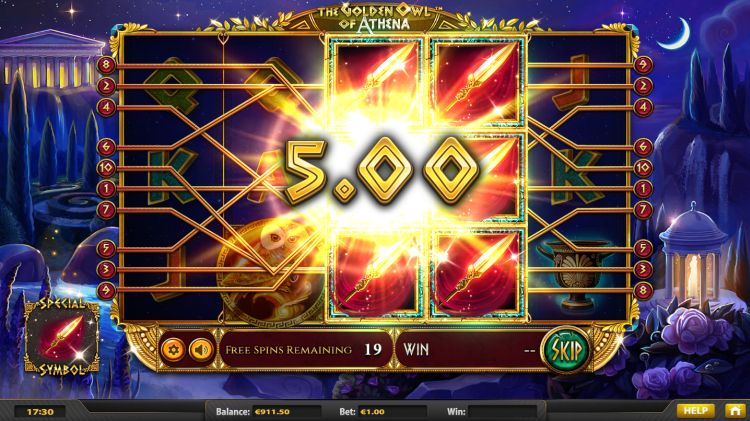 golden-owl-of-athena-slot-review-betsoft