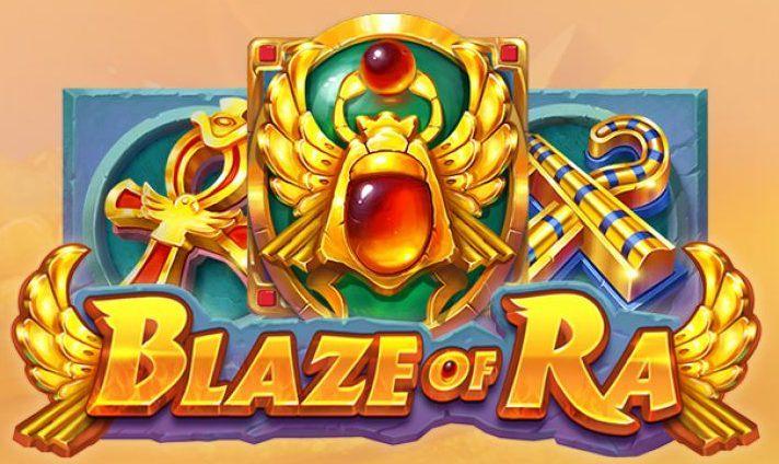 Push Gaming Slots and Games-blaze-of-ra-nieuwe-slot-2018
