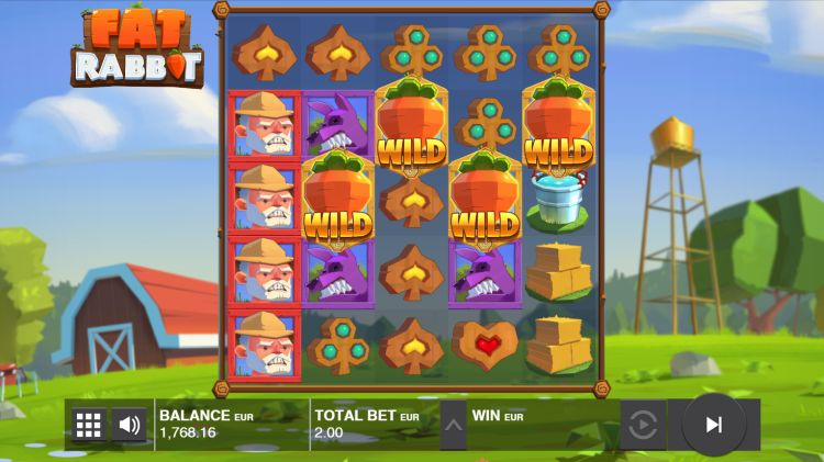 Push Gaming Slots and Games-Fat-Rabbit-Push-Gaming-review-5