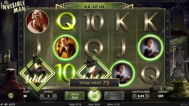 invisible-man-slot-review-Netent-bonus