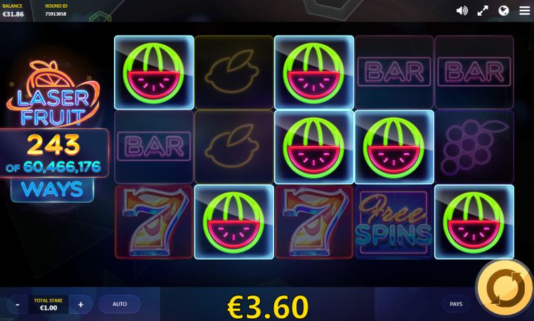 laser-fruit-slot-review-Red-Tiger-Gaming