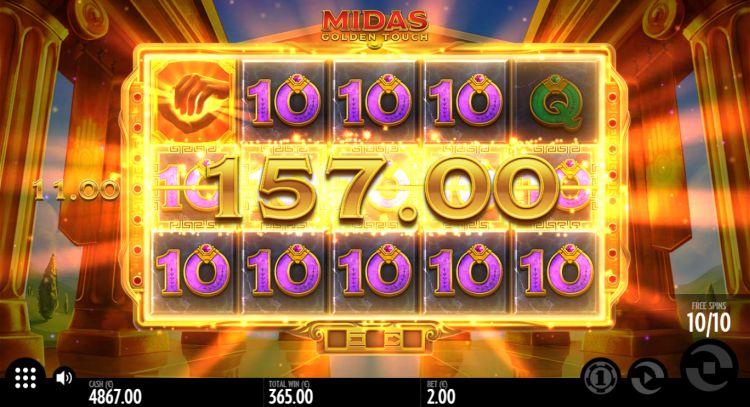 Spiele Midas Golden Touch - Video Slots Online