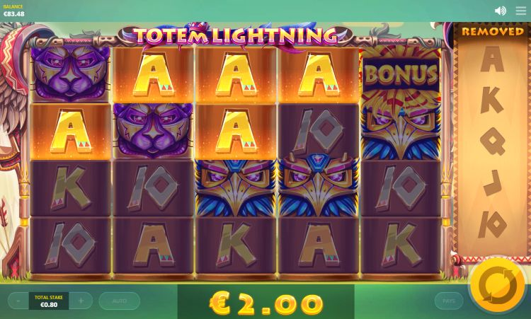 Totem-Lightning-slot-review-Red-Tiger-Gaming-win