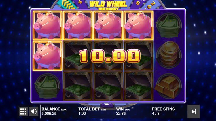 Wild Wheel Big Money slots review (Push Gaming) - SuperBigWin com