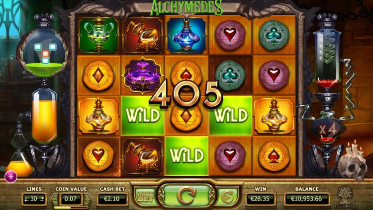 alchymedes-slot-review-yggdrasil-big-win