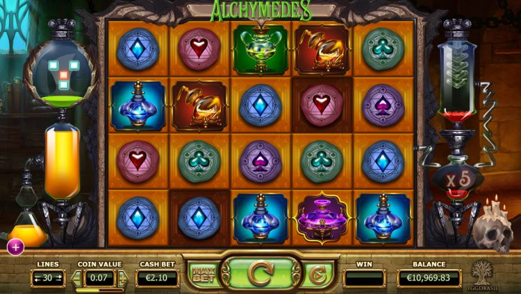 alchymedes-slot-review-yggdrasil
