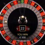 Lightning roulette 500 x win