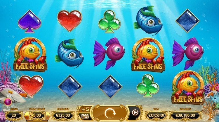 golden-fish-tank-slot-review-yggdrasil