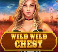 Wild Wild Chest slot review Red Tiger logo