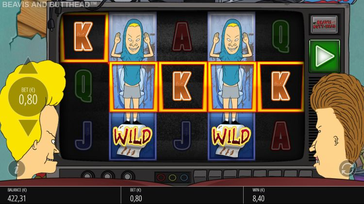 beavis-and-butthead-slot-review-blueprint-gaming-wild-feature