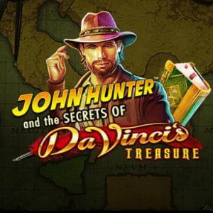 john-hunter-da vinci-treasure-pragmaticplay logo