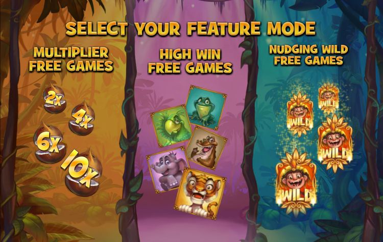 Jungle-Trouble-gokkast-playtech-bonus