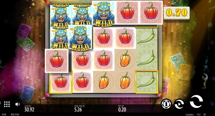Luchadora-slot-review-thunderkick-big-win