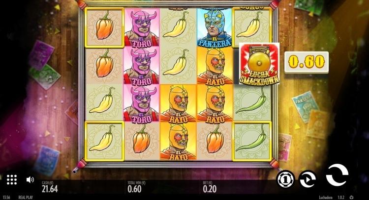 Luchadora-slot-review-thunderkick-win