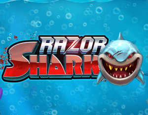razor-shark-video-slot-logo