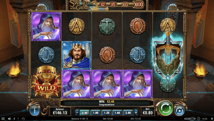 the-sword-and-the-grail-newest slots 2019