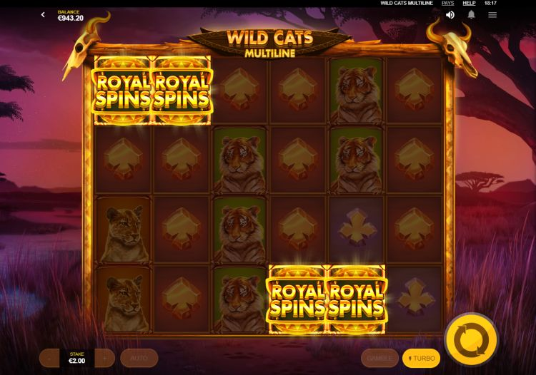 wild-cats-multiline-slot-review-red-tiger-gaming-free-spins-trigger