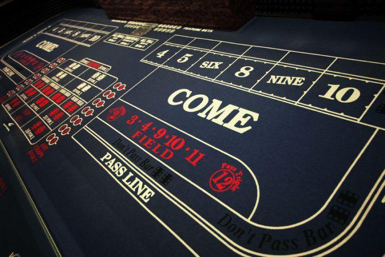 Las Vegas gambling game