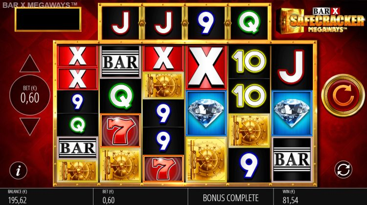bar x megaways slot review free spins trigger 2