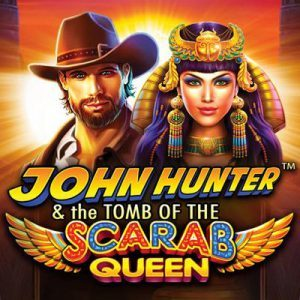 john-hunter-and-the-tomb-of-the-scarab-queen-slot-pragmatic play