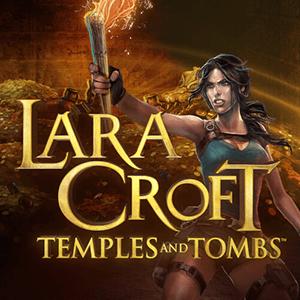 lara croft gokkast temples and tombs microgaming