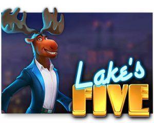 Top 10 most popular Elk Studios slots Lakes Five