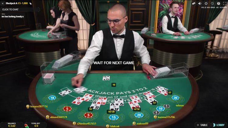 live-blackjack-evolution-gaming