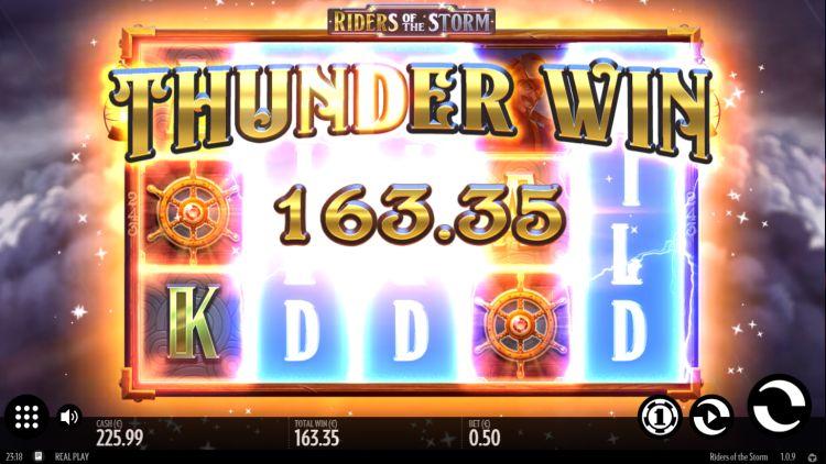Riders of the storm slot thunderkick mega big win