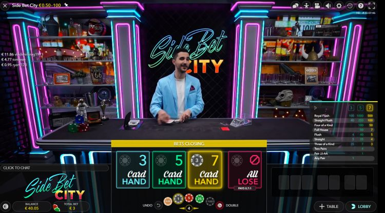 side-bet-city-evolution-gaming-review