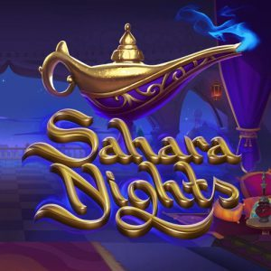 sahara-nights-slot-yggdrasil review
