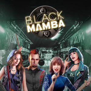 Black mamba play n go slot logo