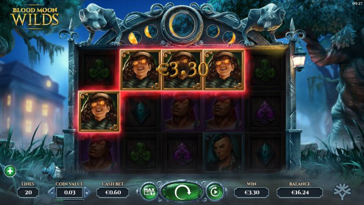 Blood Moon Wilds slot review