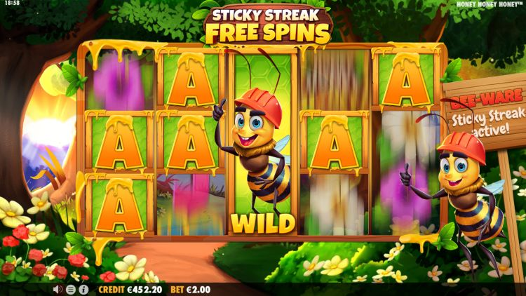 Honey Honey Honey slot review pragmatic play free spins 2