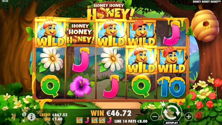 Honey Honey Honey slot review pragmatic play
