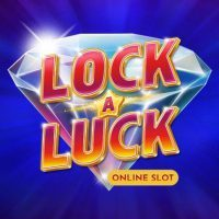 Lock a luck slot review logo