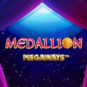 Medallion slot review logo
