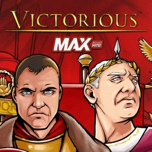Victorious Max netent slot review logo