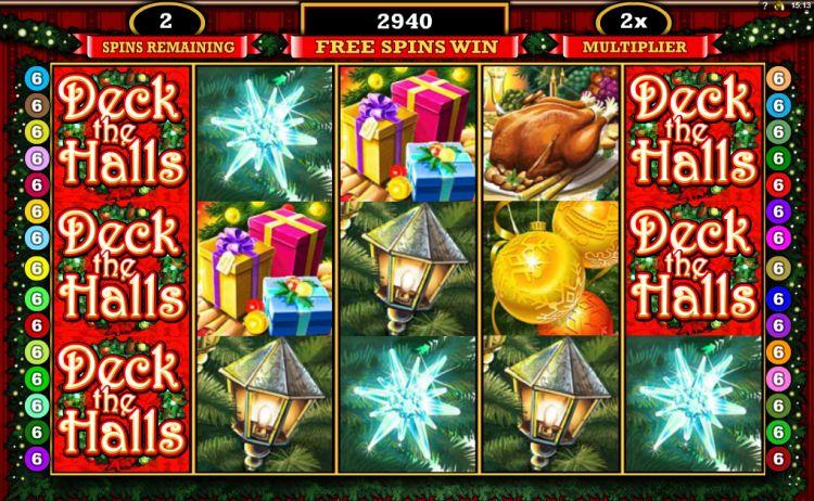 8-merriest-christmas-slots-Deck-the-halls